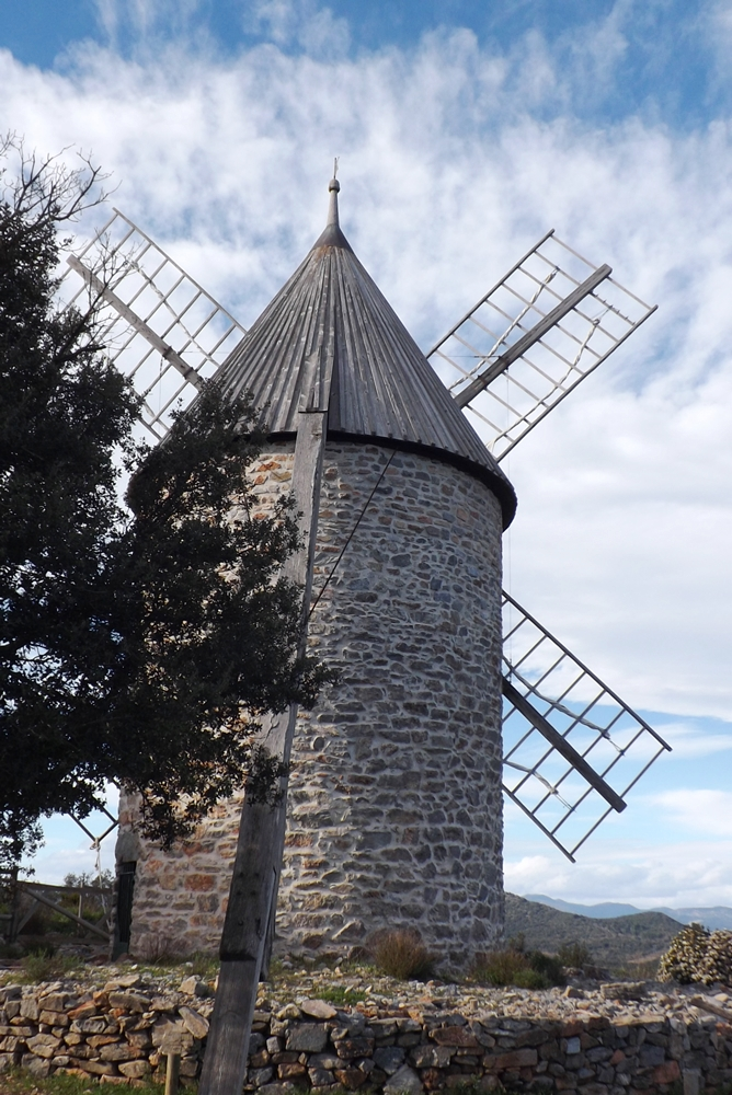 moulin tour nord a faugeres