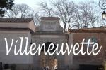 portail d'entree de Villeneuvette - Copie