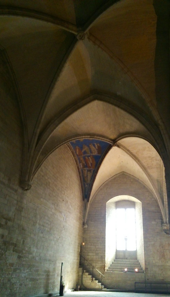 chapelle palais des papes avignon