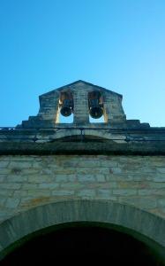 chapiteau chapelle st benezet sur le pont d'Avignon