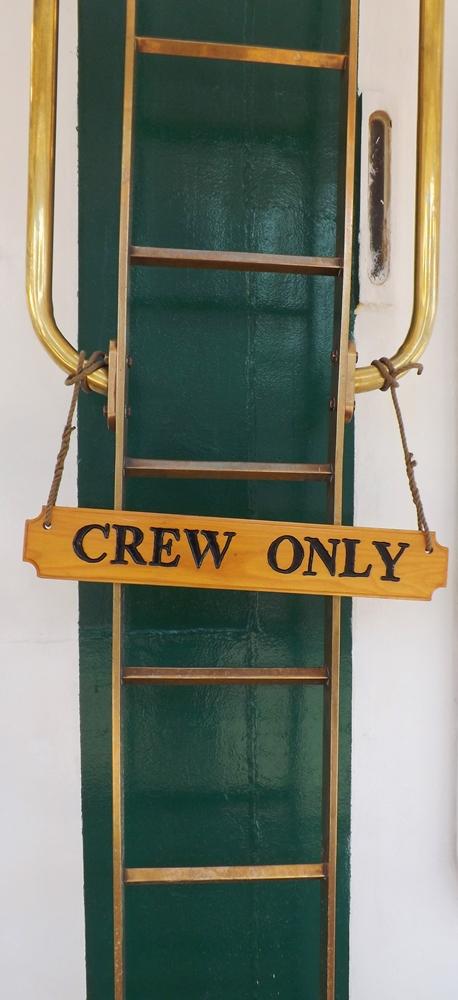 crew only bateau polonais