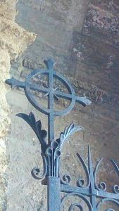 croix chapelle st benezet pont d'avignon