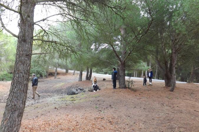 frederic et les et les enfants au mont saint loup agde