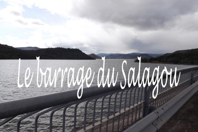 Le barrage du Salagou vignette