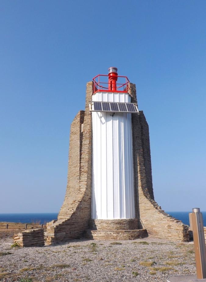 le phare du cap cerbere