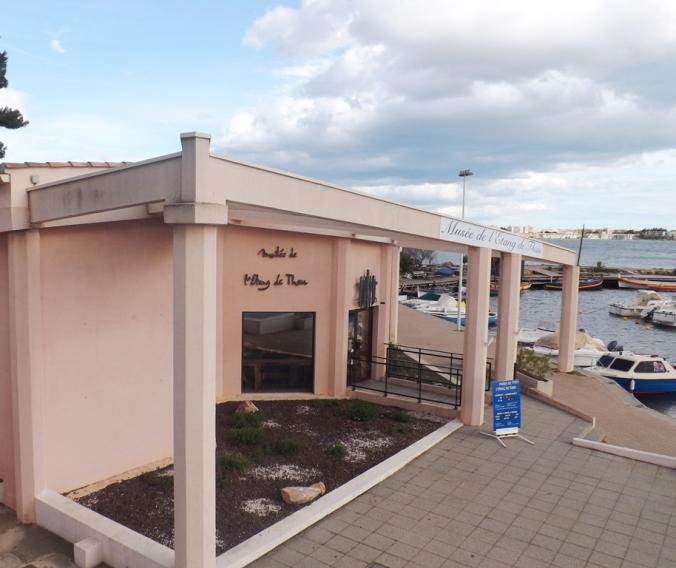Musée de l'etang de Thau à Bouzigues