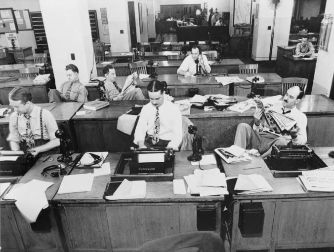 NY times journalistes