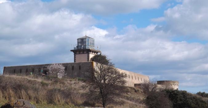 phare du mont saint loup Agde