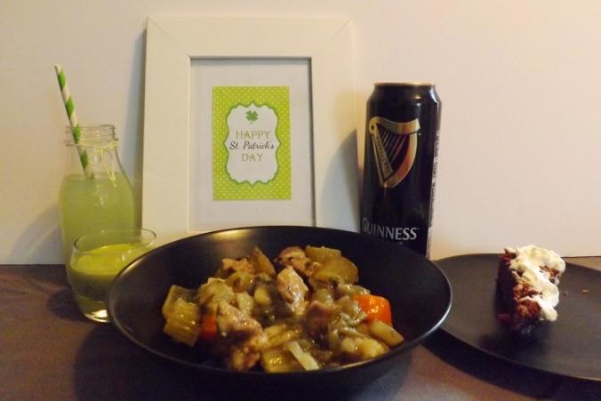 repas irlandais st patrick