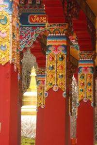 colonnes temple lerab ling