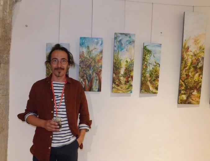 Fabien Gaillard expo dessins printival