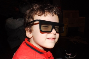 matthieu film en 3D micropolis