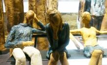 sculpture expo vies d'ici et d'ailleurs