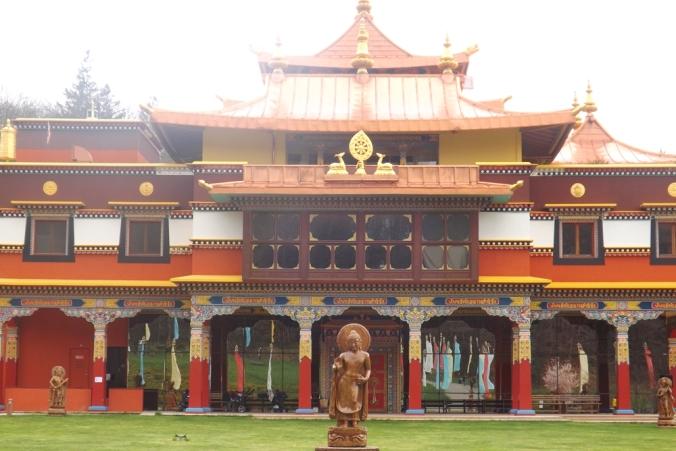 temple de Berag Ling