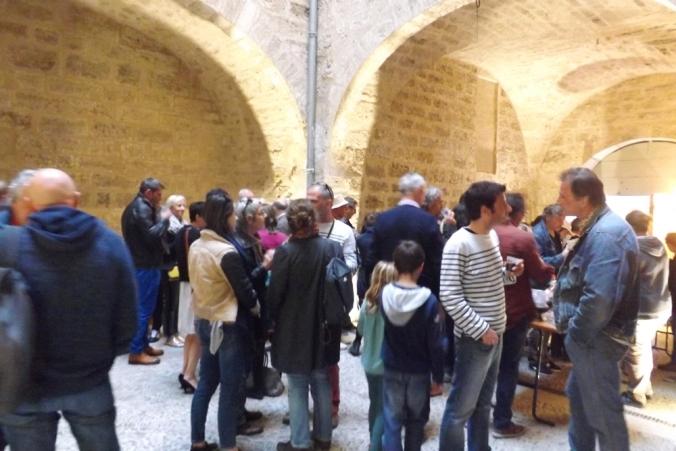 visiteurs expo printival