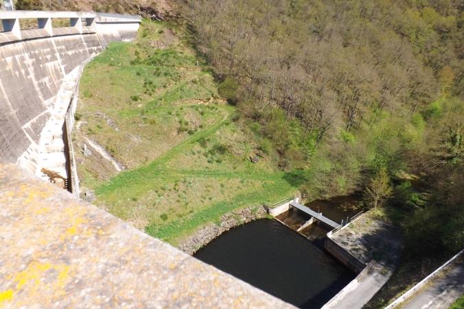barrage pont de salars aveyron