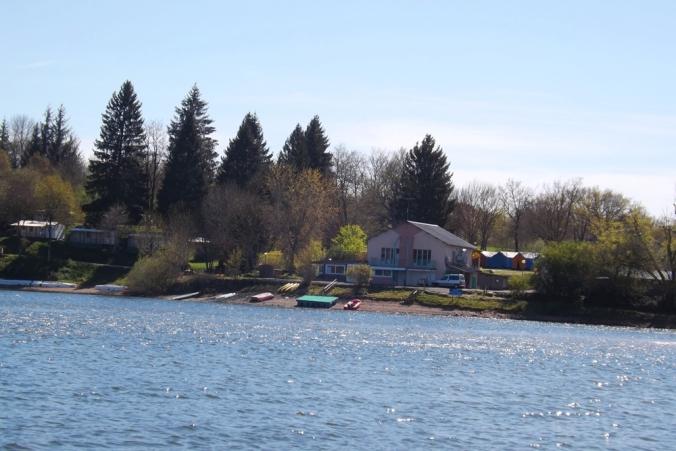base nautique lac du pont de salars