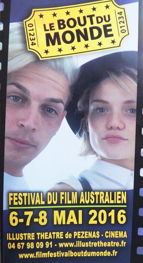 flyer film australien pezenas