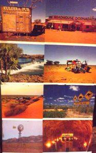 panneau photos australie