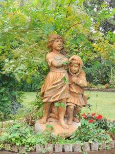 statue parc sans soucis