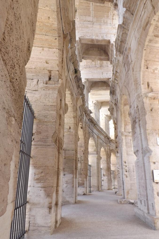 amphitheatre arles