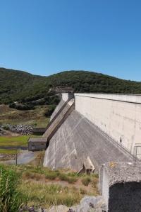 barrage des olivettes