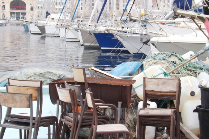 bazar vieux port marseille