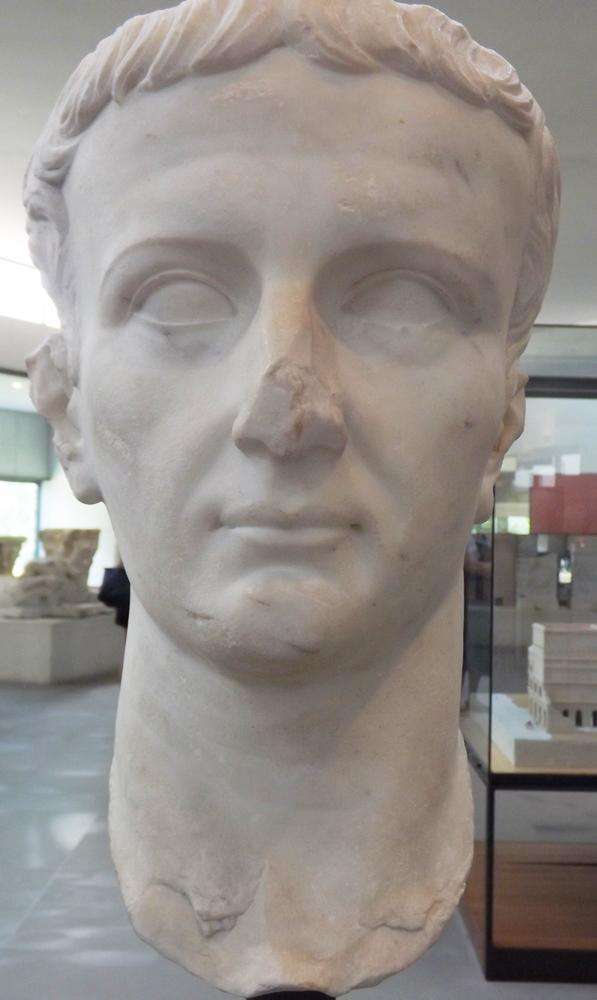 buste de Tibere