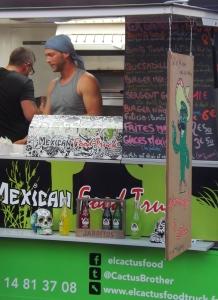 el cactus food truck