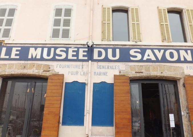 le musee du savon Marseille