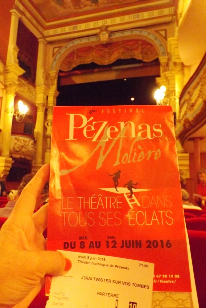 programme theatre festival moliere