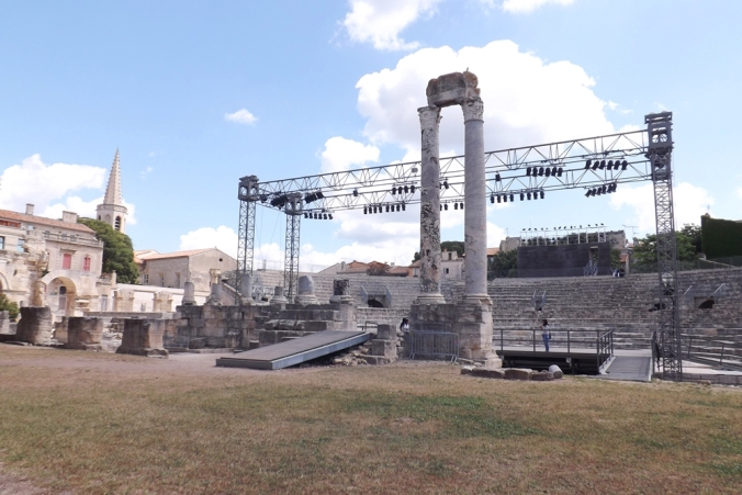 theatre antique arles