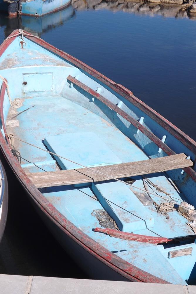 barque port des nacelles a meze