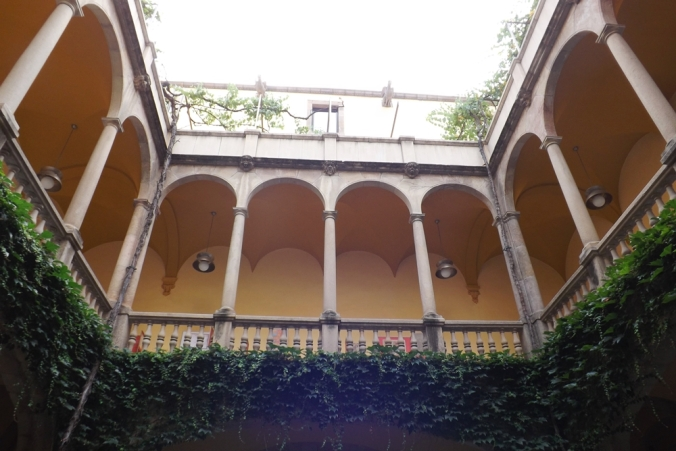 batiment barri gotic