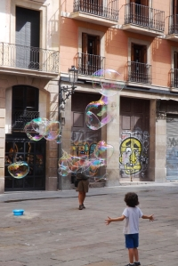 bulles barri gotic 4
