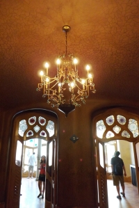 casa battlo interieur