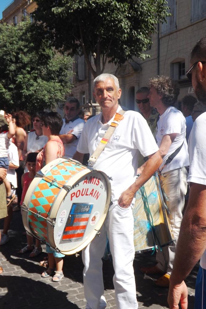 musicien poulain pezenas