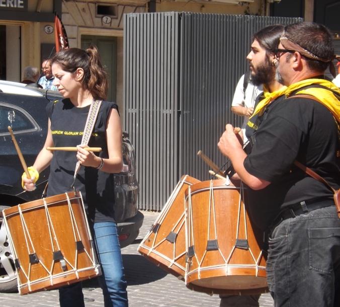 musiciens de la mula baba