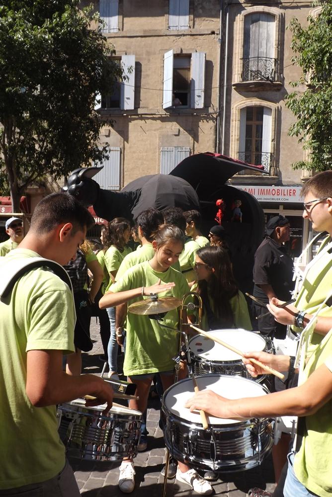 musiciens mula baba a pezenas