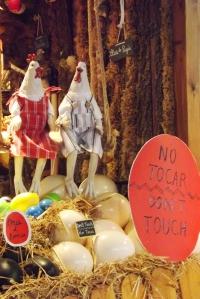 oeufs au mercat de la boqueria