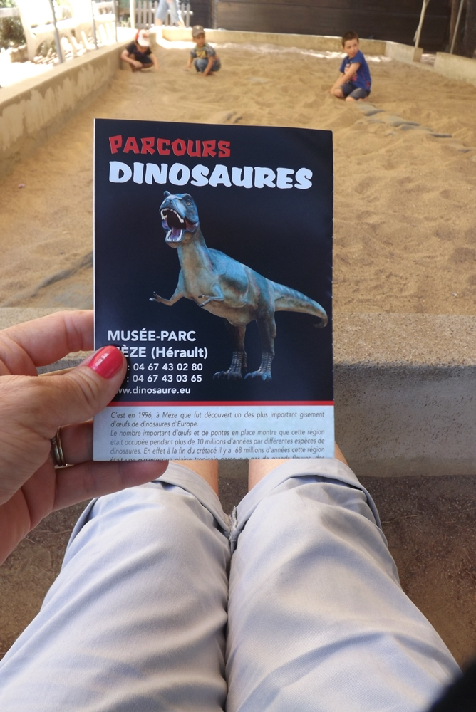 parcours des dinosaures