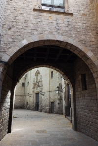 passage barri gotic