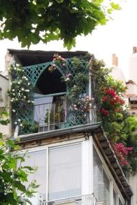 terrasse fleurie panier marseille