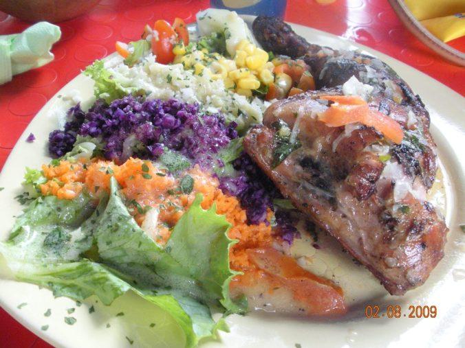 assiette-repas-aqua-grill-anse-fond-banane