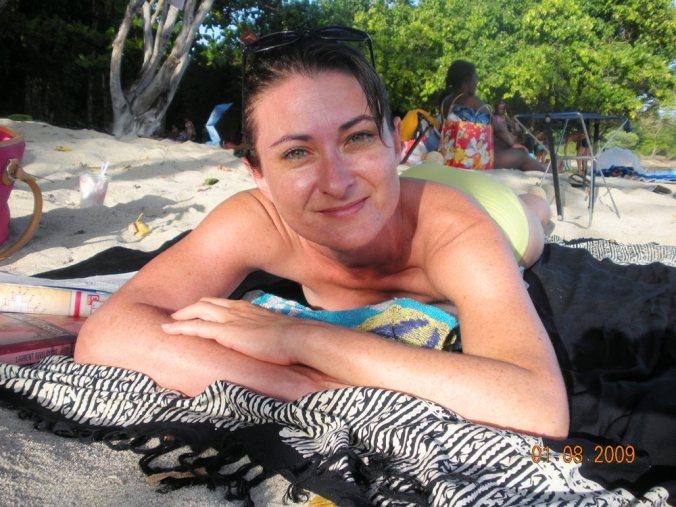 moi-sur-la-plage-fond-banane-martinique