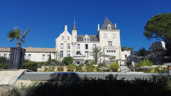 chateau carrasses