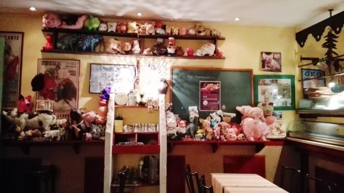 collection cochons marronniers pezenas