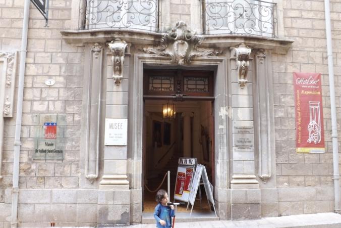 pezenas musee vulliod st germain entree