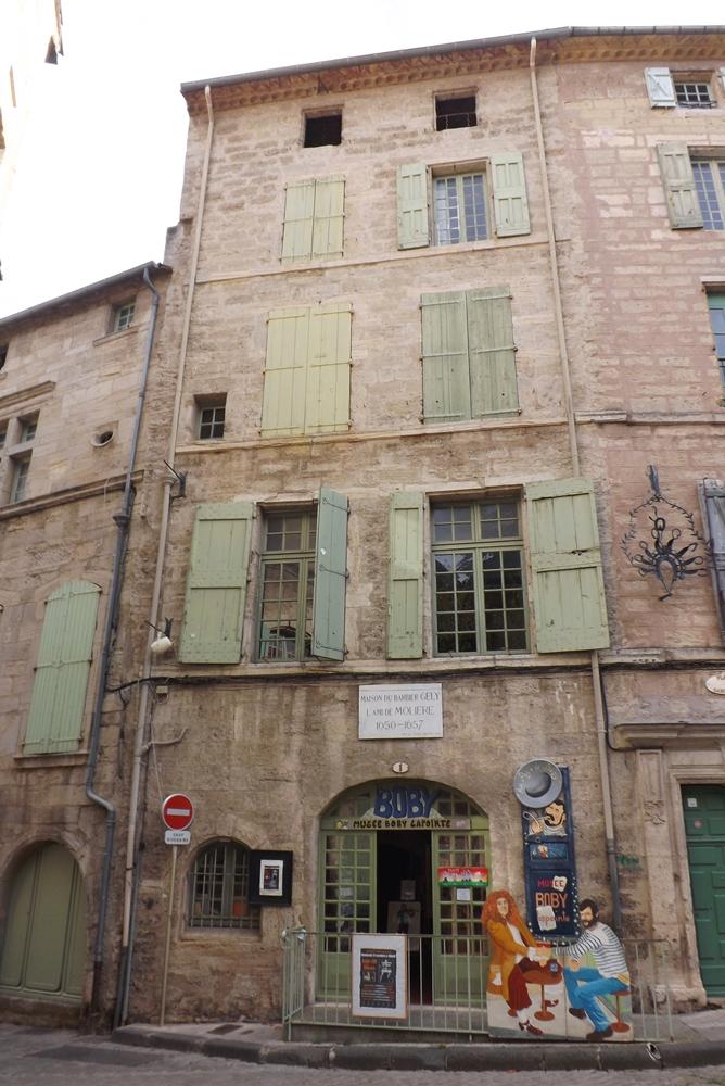 maison-barbier-gely-place-gambetta-pezenas